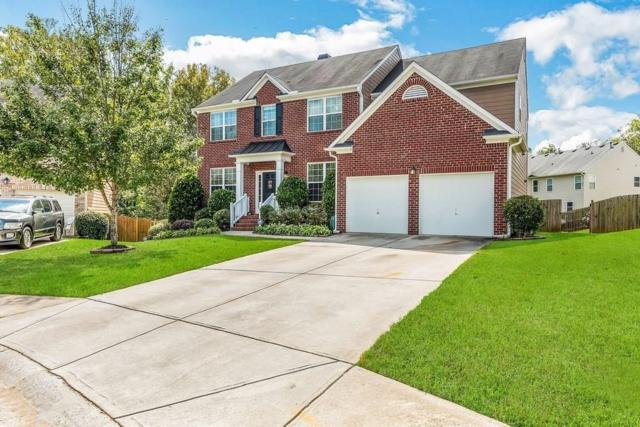 502 Conifer Trace, Acworth, GA 30102 (MLS #6079160) :: The Zac Team @ RE/MAX Metro Atlanta
