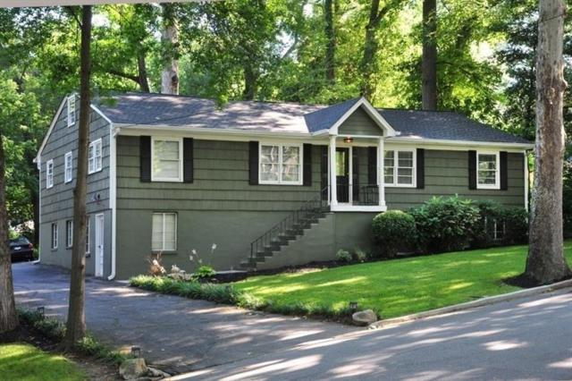 56 Mobile Avenue NE, Atlanta, GA 30305 (MLS #6079202) :: The Zac Team @ RE/MAX Metro Atlanta