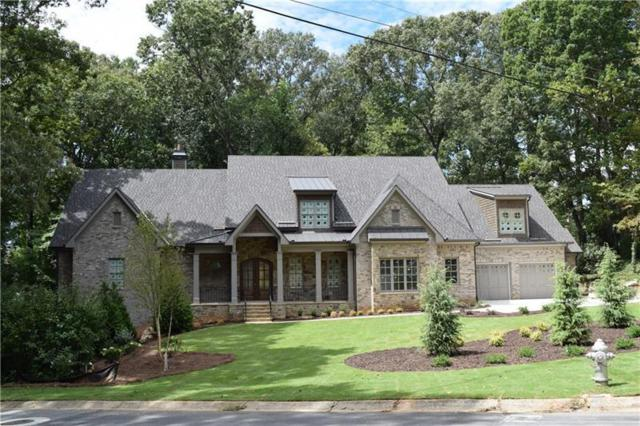 401 Tam O Shanter Drive, Marietta, GA 30067 (MLS #6079211) :: The Zac Team @ RE/MAX Metro Atlanta