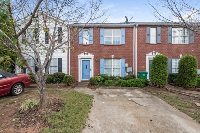 5854 Strathmoor Manor Circle #1, Lithonia, GA 30058 (MLS #6079314) :: North Atlanta Home Team