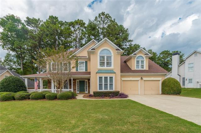 3027 Fairhaven Ridge NW, Kennesaw, GA 30144 (MLS #6079633) :: RE/MAX Paramount Properties
