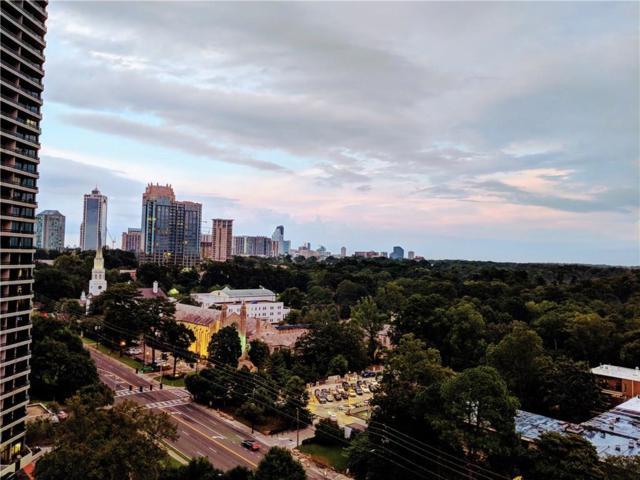 2626 Peachtree Road NW #1704, Atlanta, GA 30305 (MLS #6079737) :: The North Georgia Group