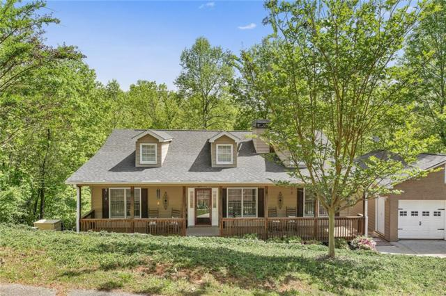 829 High Shoals Drive, Dahlonega, GA 30533 (MLS #6079836) :: RE/MAX Paramount Properties
