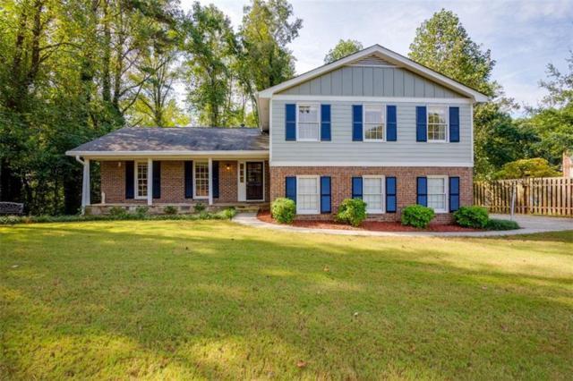1653 Berkford Court NE, Brookhaven, GA 30319 (MLS #6079862) :: North Atlanta Home Team