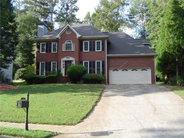 1631 N Milford Creek Lane SW, Marietta, GA 30008 (MLS #6079983) :: Rock River Realty