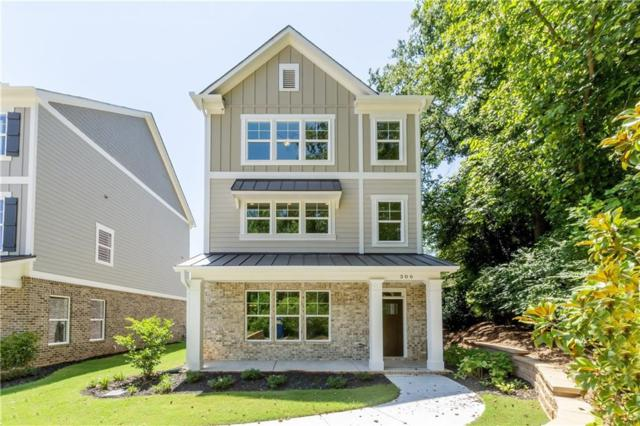 306 Southpark Lane, Woodstock, GA 30188 (MLS #6080263) :: The North Georgia Group