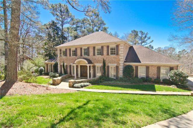 8930 Ridgemont Drive, Sandy Springs, GA 30350 (MLS #6080315) :: Todd Lemoine Team
