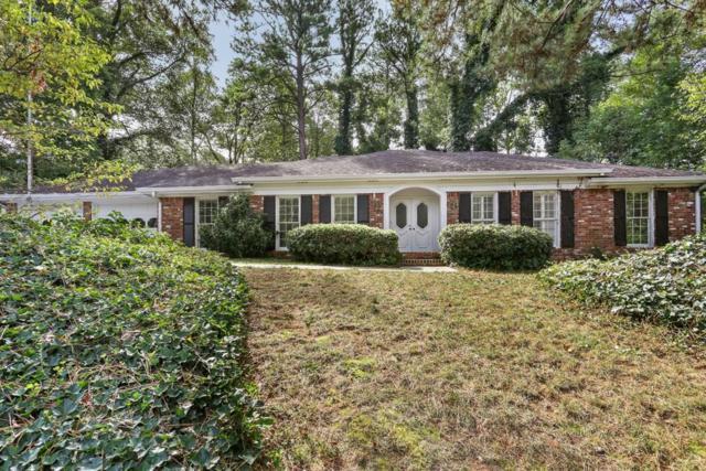 440 N Harbor Drive, Atlanta, GA 30328 (MLS #6080356) :: The Russell Group