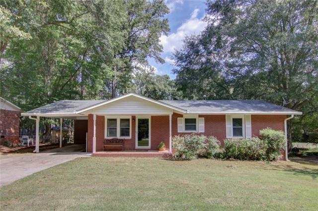 1011 Oriole Lane SE, Marietta, GA 30067 (MLS #6080374) :: RE/MAX Paramount Properties