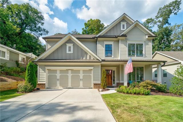 1696 Dresden Drive, Brookhaven, GA 30319 (MLS #6080460) :: North Atlanta Home Team