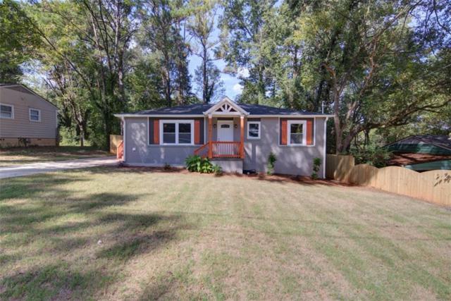 922 Rebel Forest Drive SE, Atlanta, GA 30315 (MLS #6080854) :: RE/MAX Paramount Properties