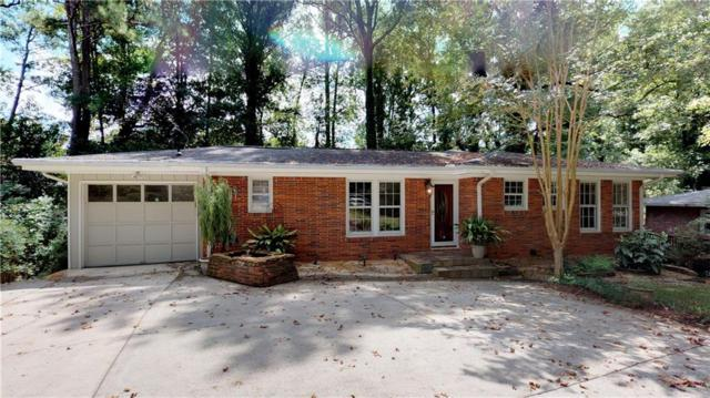 2530 Warwick Circle NE, Atlanta, GA 30345 (MLS #6080867) :: Iconic Living Real Estate Professionals