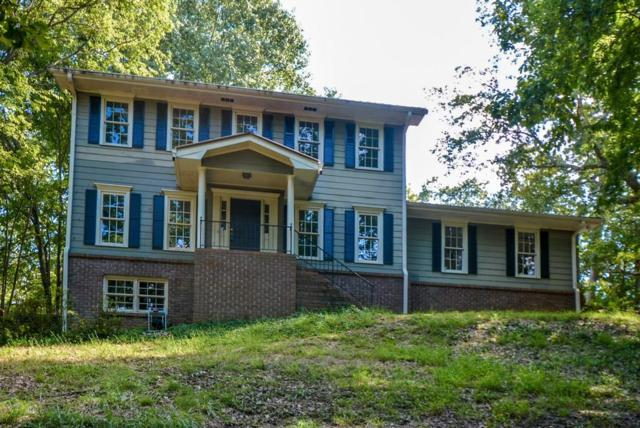 813 Lakeshore Drive, Berkeley Lake, GA 30096 (MLS #6081940) :: North Atlanta Home Team