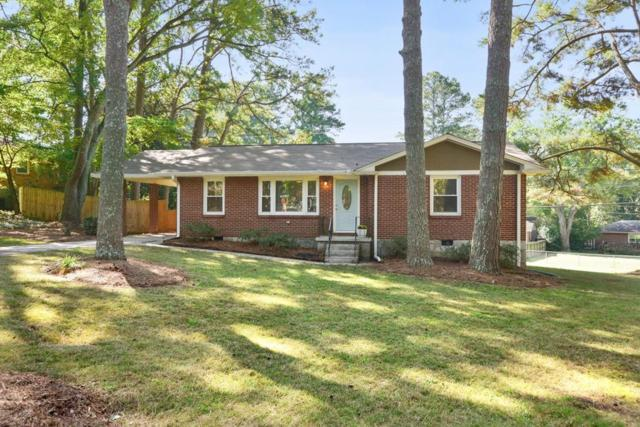 2509 Harrington Drive, Decatur, GA 30033 (MLS #6082014) :: RE/MAX Paramount Properties