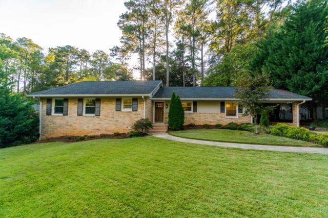 2642 Tanglewood Road, Decatur, GA 30033 (MLS #6082016) :: RE/MAX Prestige