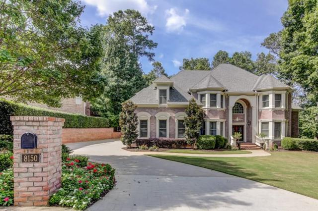 8150 Nesbit Ferry Road, Sandy Springs, GA 30350 (MLS #6082127) :: The Bolt Group
