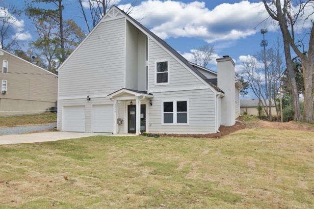3310 Lynhurst Drive, Marietta, GA 30062 (MLS #6082135) :: The North Georgia Group