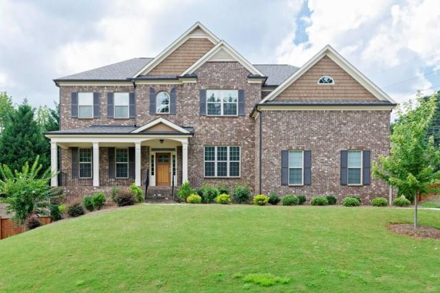 4115 Cooks Farm Drive NW, Kennesaw, GA 30152 (MLS #6082164) :: The Bolt Group
