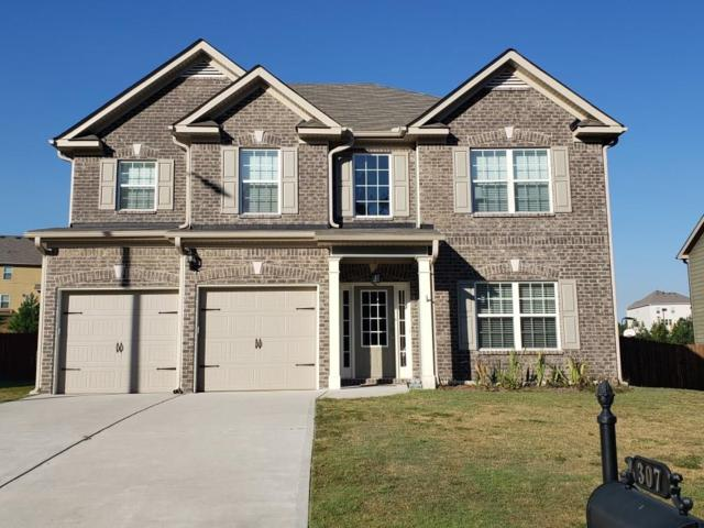 307 Silver Oak Drive, Dallas, GA 30132 (MLS #6082192) :: The Russell Group