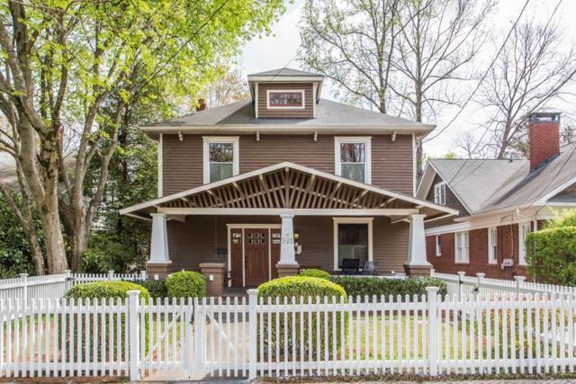 521 Clifton Road, Atlanta, GA 30307 (MLS #6082243) :: RE/MAX Paramount Properties