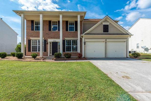 3503 Donamire Way NW, Kennesaw, GA 30144 (MLS #6082480) :: RE/MAX Prestige