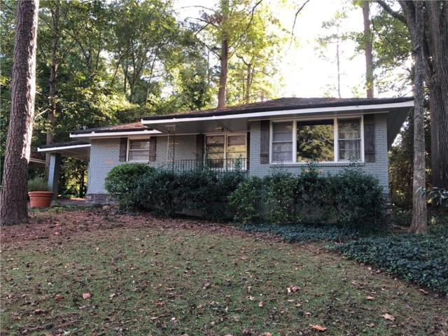 2102 Glendale Drive, Decatur, GA 30032 (MLS #6082483) :: The Russell Group