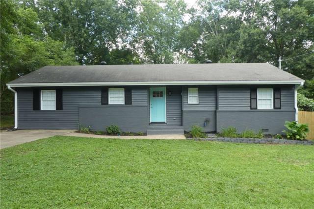 2711 Sherwood Road SE, Smyrna, GA 30082 (MLS #6082635) :: North Atlanta Home Team
