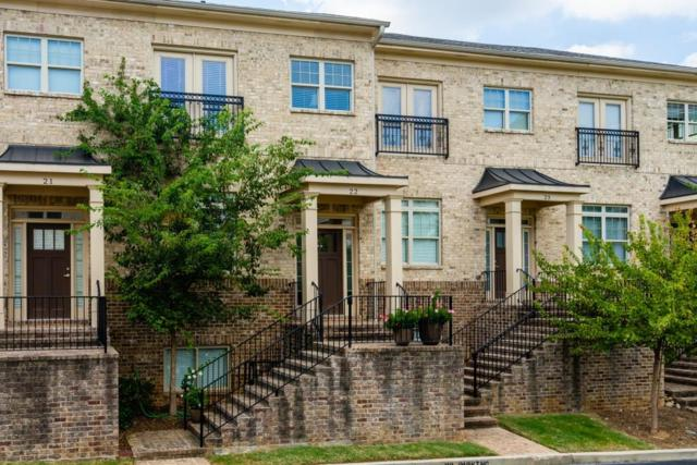 745 Fountainhead Lane #22, Atlanta, GA 30324 (MLS #6082638) :: The Cowan Connection Team