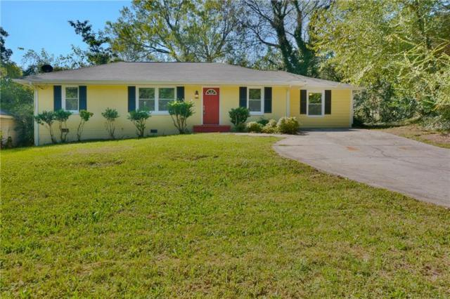 3211 Sandusky Drive, Decatur, GA 30032 (MLS #6082806) :: The Cowan Connection Team