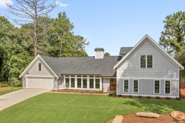 4221 Summit Drive, Marietta, GA 30068 (MLS #6082849) :: North Atlanta Home Team