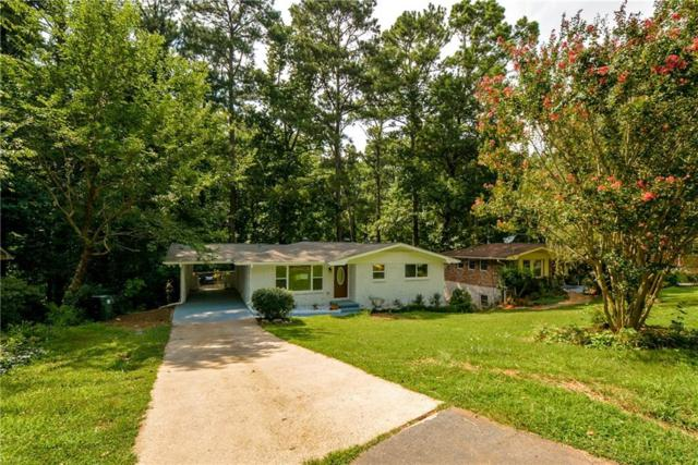 2267 Capehart Circle NE, Atlanta, GA 30345 (MLS #6083110) :: Iconic Living Real Estate Professionals