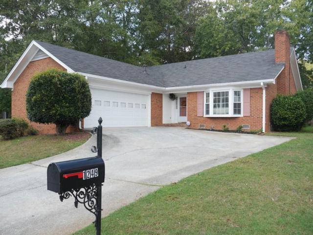 1249 Hunters Drive, Stone Mountain, GA 30083 (MLS #6083139) :: RE/MAX Paramount Properties