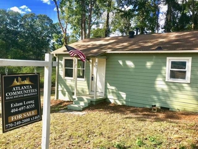 907 Wells Circle SE, Smyrna, GA 30080 (MLS #6083149) :: RE/MAX Paramount Properties