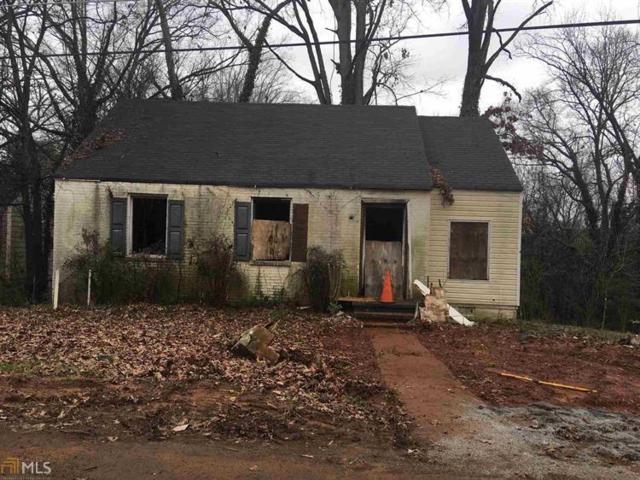 1104 Oak Knoll Terrace SE, Atlanta, GA 30315 (MLS #6083259) :: The Russell Group