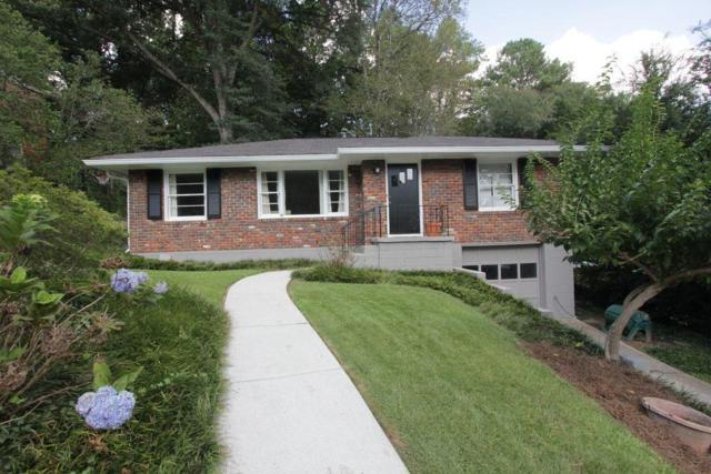 990 N Hills Drive, Decatur, GA 30033 (MLS #6083276) :: The Russell Group