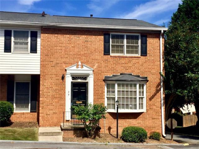 6520 Roswell Road #29, Atlanta, GA 30328 (MLS #6083375) :: North Atlanta Home Team