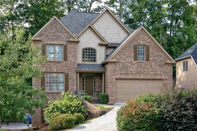 5405 Hedge Brooke Cove NW, Acworth, GA 30101 (MLS #6083425) :: The Russell Group