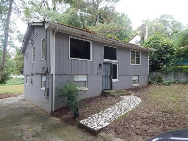 1283 Lorenzo Drive SW, Atlanta, GA 30310 (MLS #6083458) :: The Russell Group