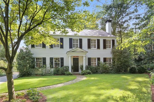 2835 Andrews Drive NW, Atlanta, GA 30305 (MLS #6083459) :: Iconic Living Real Estate Professionals