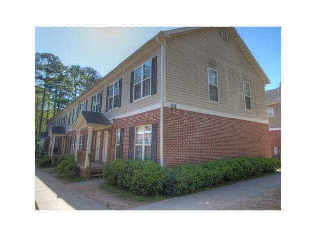 1651 Massachusetts  #3 Avenue SW #3, Marietta, GA 30064 (MLS #6083462) :: The North Georgia Group