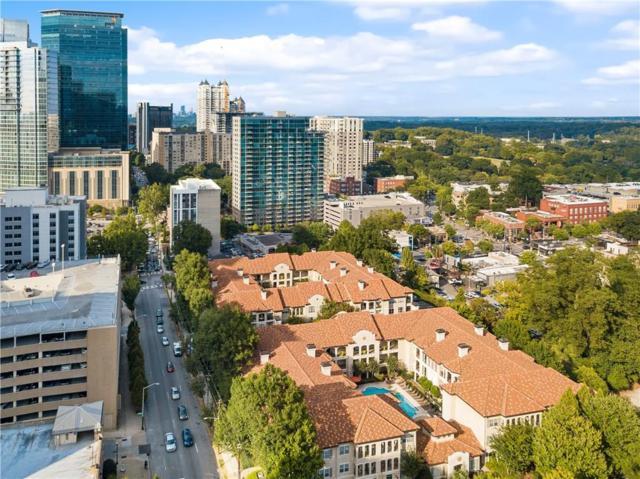 955 Juniper Street NE #3331, Atlanta, GA 30309 (MLS #6083646) :: North Atlanta Home Team