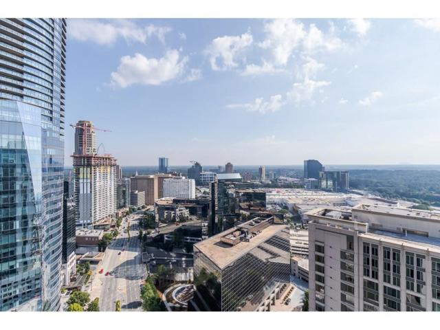 3324 Peachtree Road NE #2801, Atlanta, GA 30326 (MLS #6083721) :: The North Georgia Group