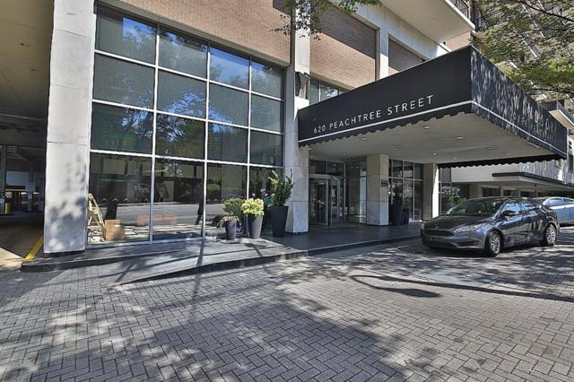 620 Peachtree Street NE #1211, Atlanta, GA 30308 (MLS #6083722) :: North Atlanta Home Team