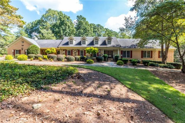 1701 Silver Hill Road, Stone Mountain, GA 30087 (MLS #6083817) :: North Atlanta Home Team