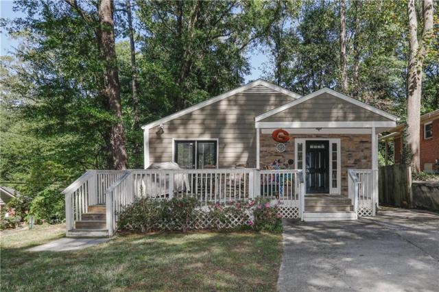 135 Lindbergh Drive NE, Atlanta, GA 30305 (MLS #6083844) :: The Zac Team @ RE/MAX Metro Atlanta