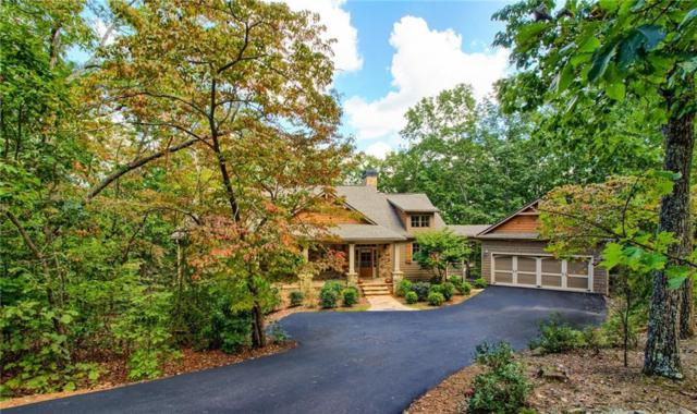 65 Hyacinth Hill, Big Canoe, GA 30143 (MLS #6083850) :: Iconic Living Real Estate Professionals