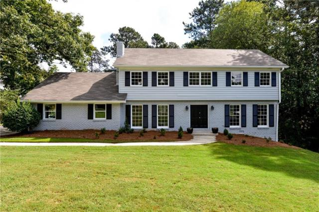 1757 N Springs Drive, Dunwoody, GA 30338 (MLS #6084068) :: The Cowan Connection Team