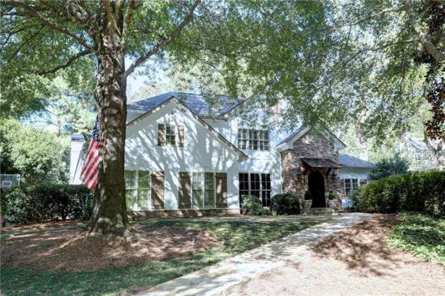 4504 Lake Forrest Drive NE, Atlanta, GA 30342 (MLS #6084134) :: RE/MAX Paramount Properties