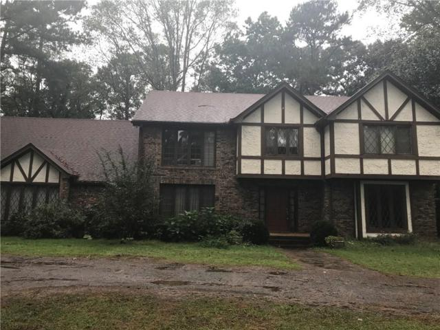 1510 Sunnybrook Farm Road, Atlanta, GA 30350 (MLS #6084207) :: The Russell Group