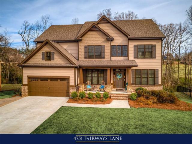 4751 Fairways Lane, Jefferson, GA 30549 (MLS #6084214) :: The Cowan Connection Team